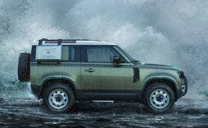 All about Land Rover Defender