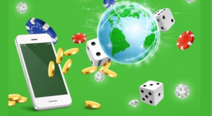 What is the advantage of playing Judi slots online?